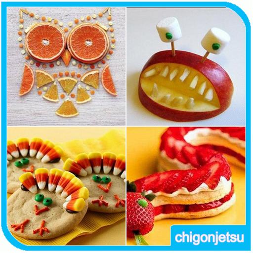 DIY食品裝飾理念 生活 App LOGO-APP試玩