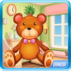 Find a toy. A search and find game for kids. icon