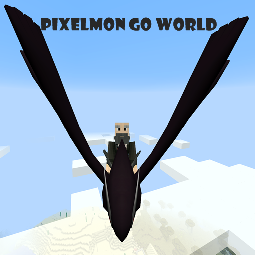 Pixelmon World Mod 書籍 App LOGO-硬是要APP