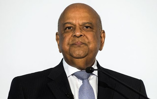 Finance Minister Pravin Gordhan. Picture: BLOOMBERG/WALDO SWIEGERS