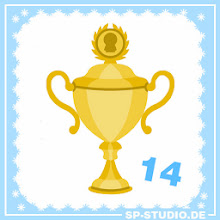 Photo: www.sp-studio.de Christmas Special, day 14: a golden cup trophy