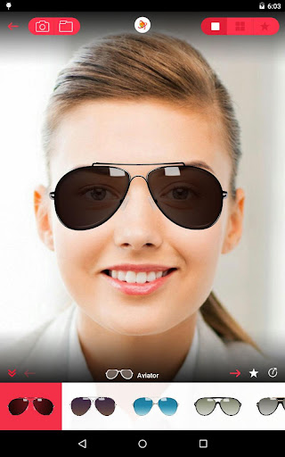 Glassify - TryOn Glasses  screenshots 9