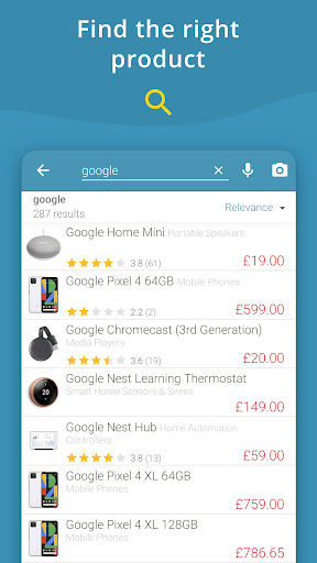 PriceSpy - Free price comparison screenshots 2