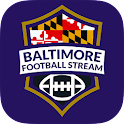Baltimore Football STREAM icon