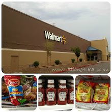 Photo: Time to go shopping at Walmart...