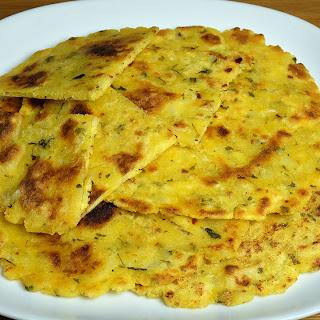 Makki Ki Roti – Paratha.