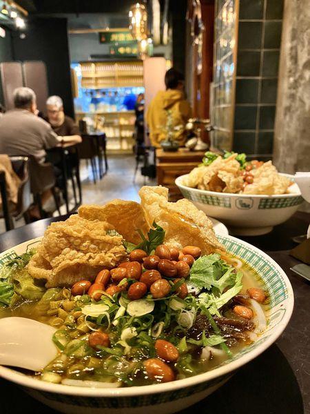 小螺波 XIAO LUO BO - 廣西柳州螺獅粉,特色風味小吃,新北中和美食推薦