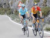 """Spanjaard van Bahrain Victorious heeft duidelijk plan: """"Ik ga naar de Giro om te winnen"""""""