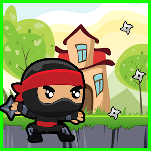 Ninja Jump Running