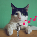 Kitten meowing sounds - Cat meow icon