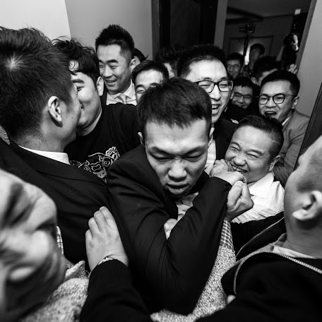Wedding photographer Chen Xu (henryxu). Photo of 08.01.2019