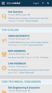 Civil4M - náhled