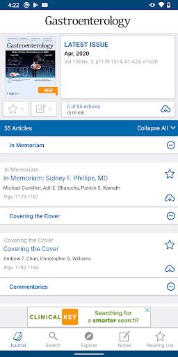 Gastroenterology Journal screenshots 2
