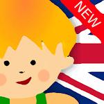 Inglés para niños. Primer diccionario de inglés. Icon