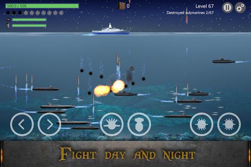 Sea Battle : Submarine Warfare screenshots 3