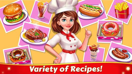 Crazy Cooking: Restaurant Craze Chef Cooking Games apkdebit screenshots 6
