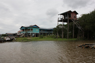 Photo: Year 2 Day 41 -  Stilted Houses