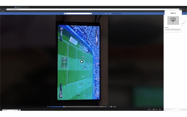 Video Tilt