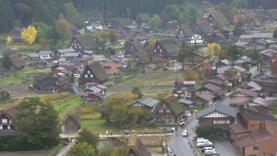 Photo: Ogimachi - Shirakawa-go