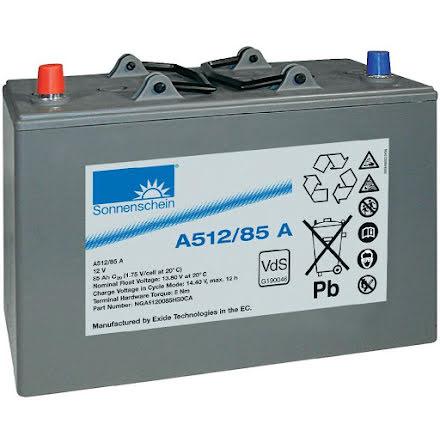 Gelbatteri 12V 85Ah Sonnenschein