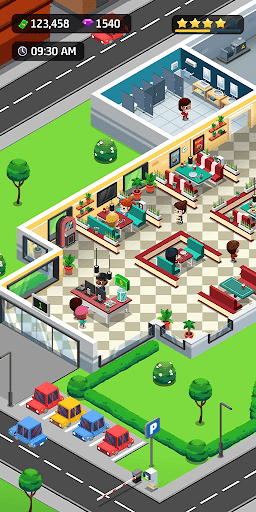 Idle Restaurant Tycoon - Build a restaurant empire 0.16.0 screenshots 12