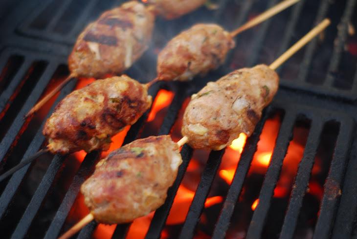 Lamb Kofta Kebabs Recipe | Yummly