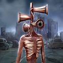 Siren Head Granny Horror Game icon