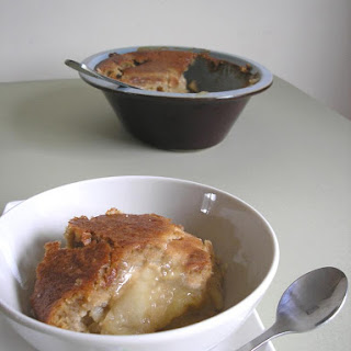 My Mums Apple & Almond Sponge Pudding