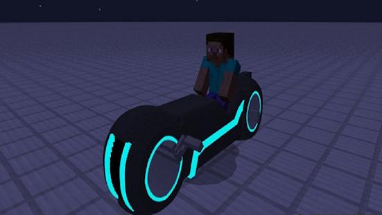 Neon Racer Mod for MCPE - náhled