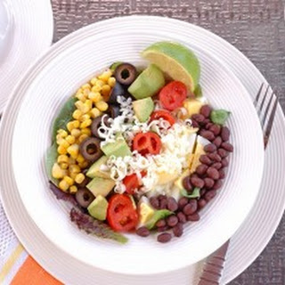 Southwest Salad with Catalina-Lime Dressing