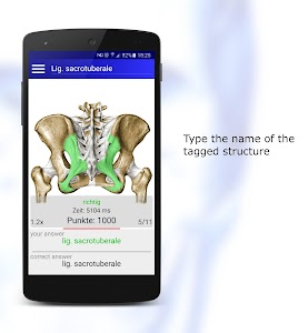 Anatomy Quiz screenshot 2
