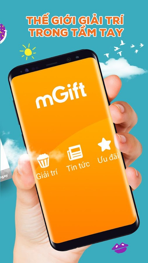 mGift- screenshot