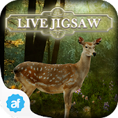 Live Jigsaws - Forest Haven