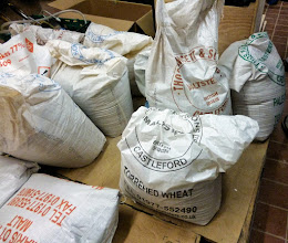 Photo: most of Pheasantry's malt is sourced from Fawcetts of Castleford, where barley from the farm is also processed