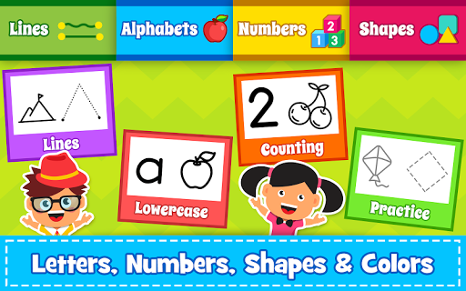 ABC PreSchool Kids Tracing & Phonics Learning Game 14.12 screenshots 2