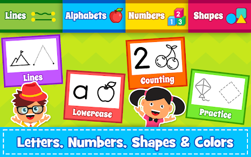 ABC PreSchool Kids Tracing & Phonics Learning Game – Apps bei Google ...