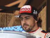 Fernando Alonso voor het eerst naar Dakar