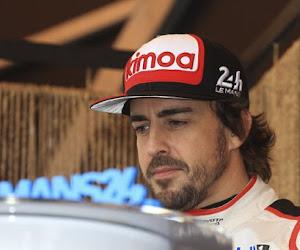 Fernando Alonso devient ambassadeur de McLaren