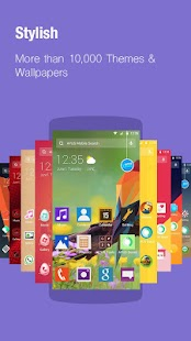 APUS Launcher-Theme, Wallpaper Screenshot 1