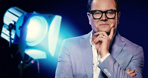 Alan Carr wanted Elton John role in Rocketman