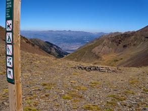 Photo: Col d'Eyne, 2683m, sguardo verso il Pic Carlit.