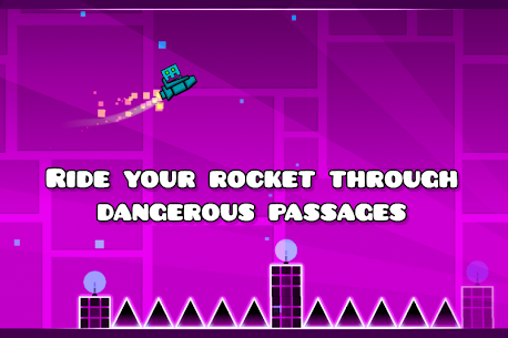 Geometry Dash Apk Mod All Unlocked Full Version 6