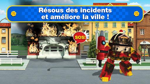 Télécharger Robocar Poli Jeux pour Enfant・Kids Games for Boys APK MOD (Astuce) screenshots 4