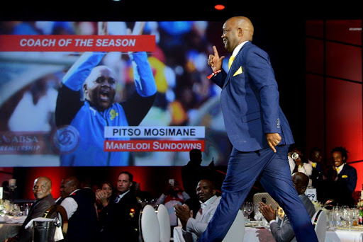 Why Sundowns coach Pitso Mosimane voted for a Pirates player