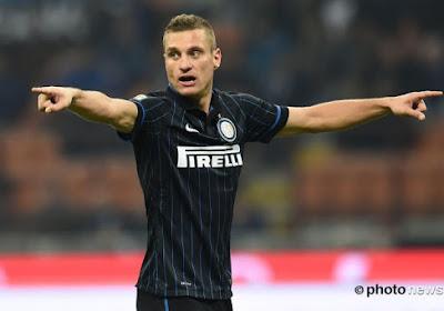 Vidic n'est plus un joueur de l'Inter