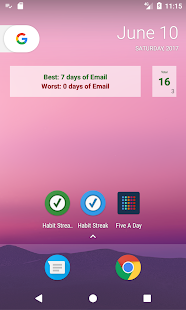 Habit Streak- screenshot thumbnail