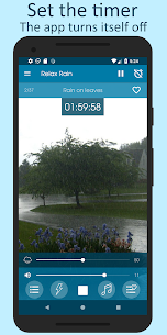 Relax Rain – Rain Sounds Premium MOD APK 5