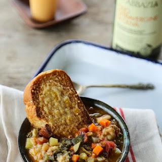 Ribollita - Tuscan Vegetable Bean Soup