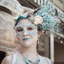Photo: Not even Superstorm Sandy could halt the annual Mermaid Parade in NYC. Mermaids and Mermen of all shapes and sizes participated in the 31st annual event that that signals the start of summer for roughly 1 million participants and spectators.