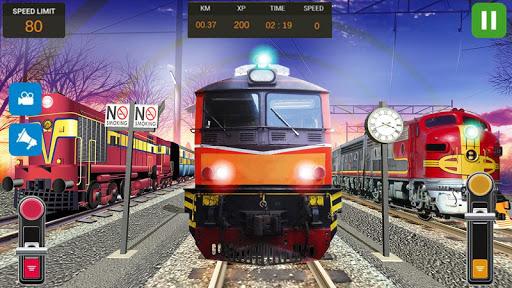 City Train Driver Simulator 2019: Free Train Games  screenshots 4